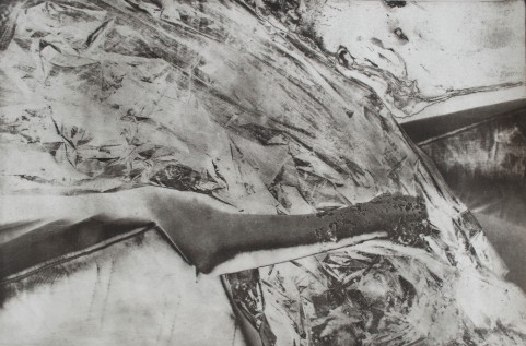 Fotografische ets 32,5 x 39,5 cm